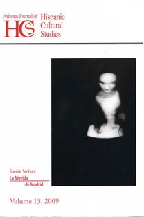 Volume 13 (2009) – La Movida de Madrid