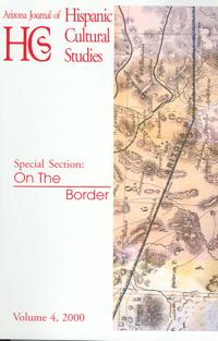 Volume 4 (2000) – On the Border